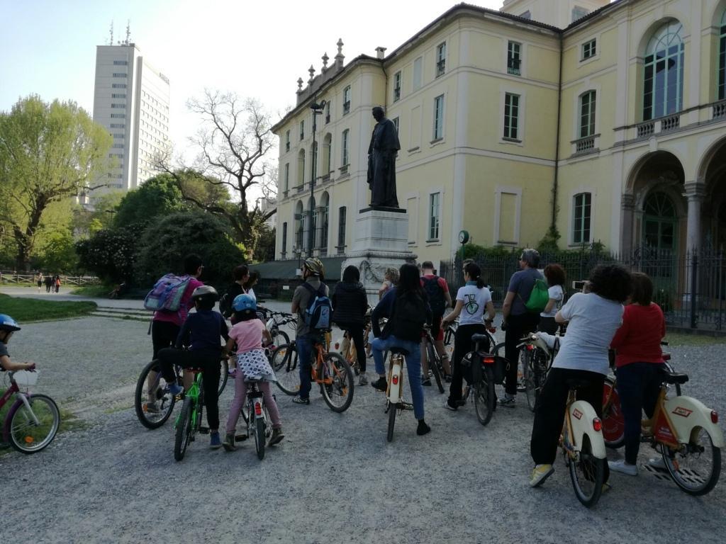 visite guidate in bici città di milano