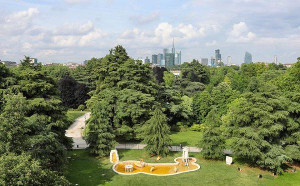 Parco Sempione_Milano_Tour in bici_bici e vacanze