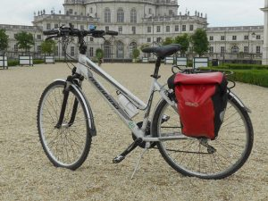 bici, torino, castelli e parchi, bici e vacanze