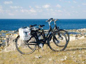 svezia, mare, bicicletta, bici e vacanze