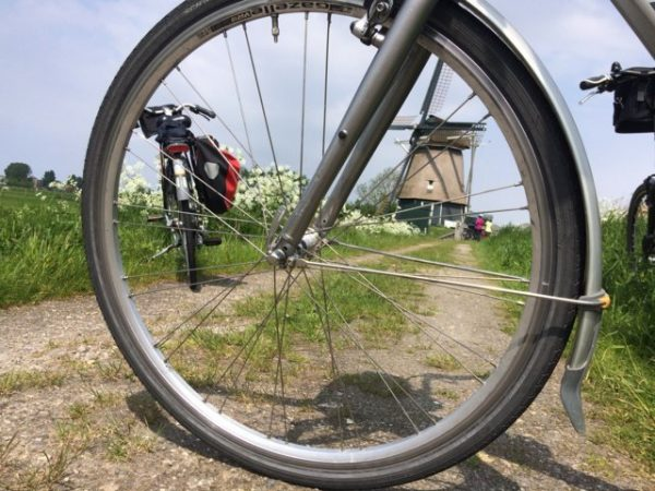 Olanda_Mulino a Vento_bicicletta
