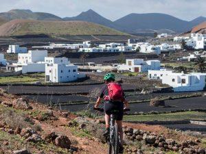 Bici e vacanze, tour in bici, natale e capodanno, canarie, lanzarote
