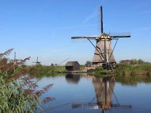 Bici&Vacanze_Bicicletta_Olanda_Mulino a vento