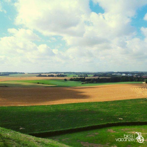 belgio vista campagna