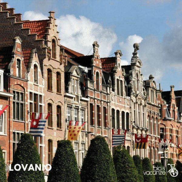 leuven citta universitaria belgio