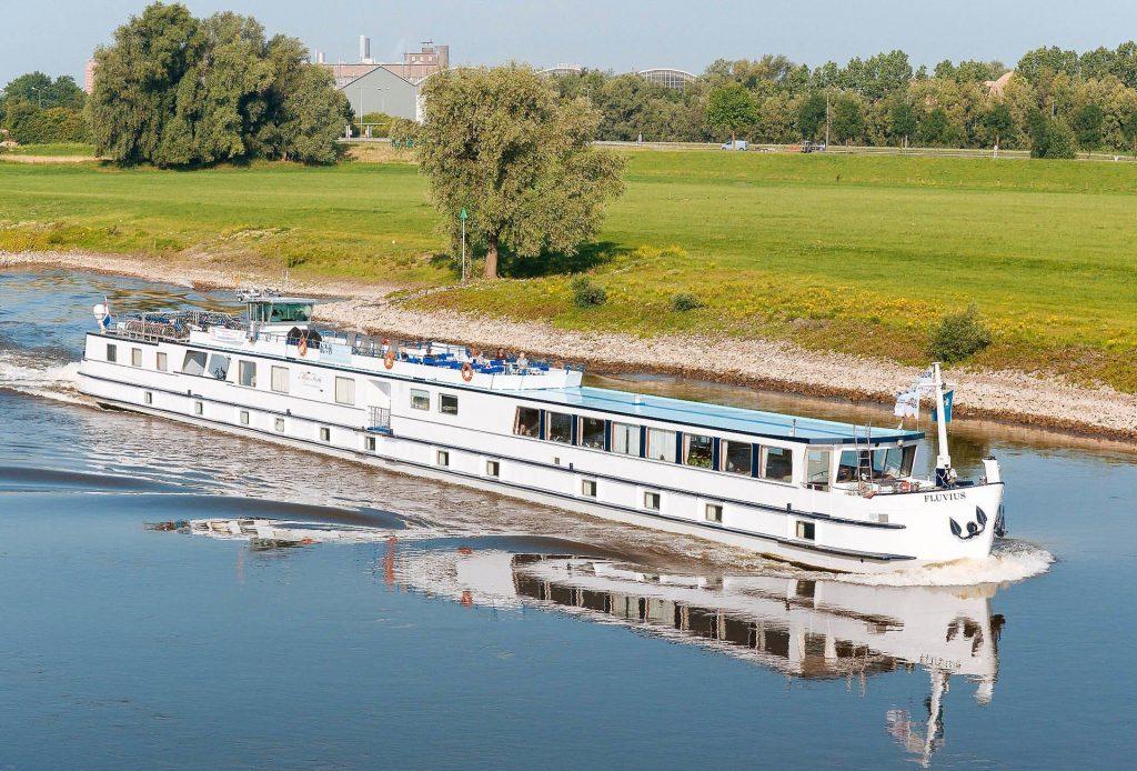 Barca Fluvius belgio bici e vacanze
