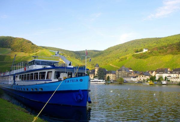 tour bici e barca ciclabile del reno e della mosella bici e vacanze