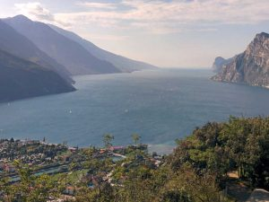 garda lake bike tour
