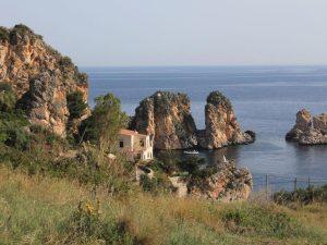 Tonnara di Scopello Sicily bike tour bici & vacanze