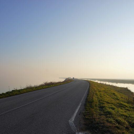 Tour di gruppo delta po in bici _ bici e vacanze