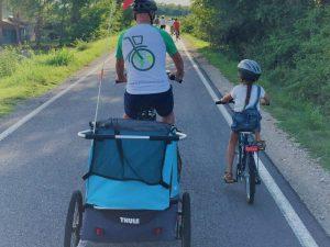 Tour di gruppo per famiglie _ Ciclabile della Drava_ Bici e vacanze