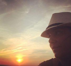 sole tramonto 4 chiacchiere valentina bici e vacanze
