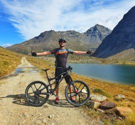 Bicicletta Montagna lago bici e vacanze
