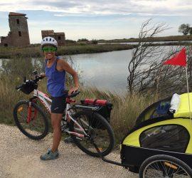 Alessandra _ i viaggi dei rospi- avventure per famiglie - bici e vacanze