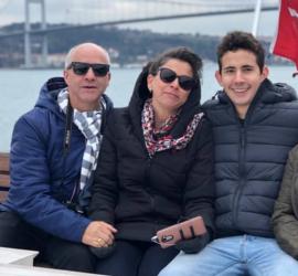 istanbul jose e famiglia