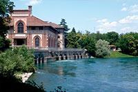 valle adda - centrale idroelettrica