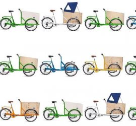 cargo bike, trikego