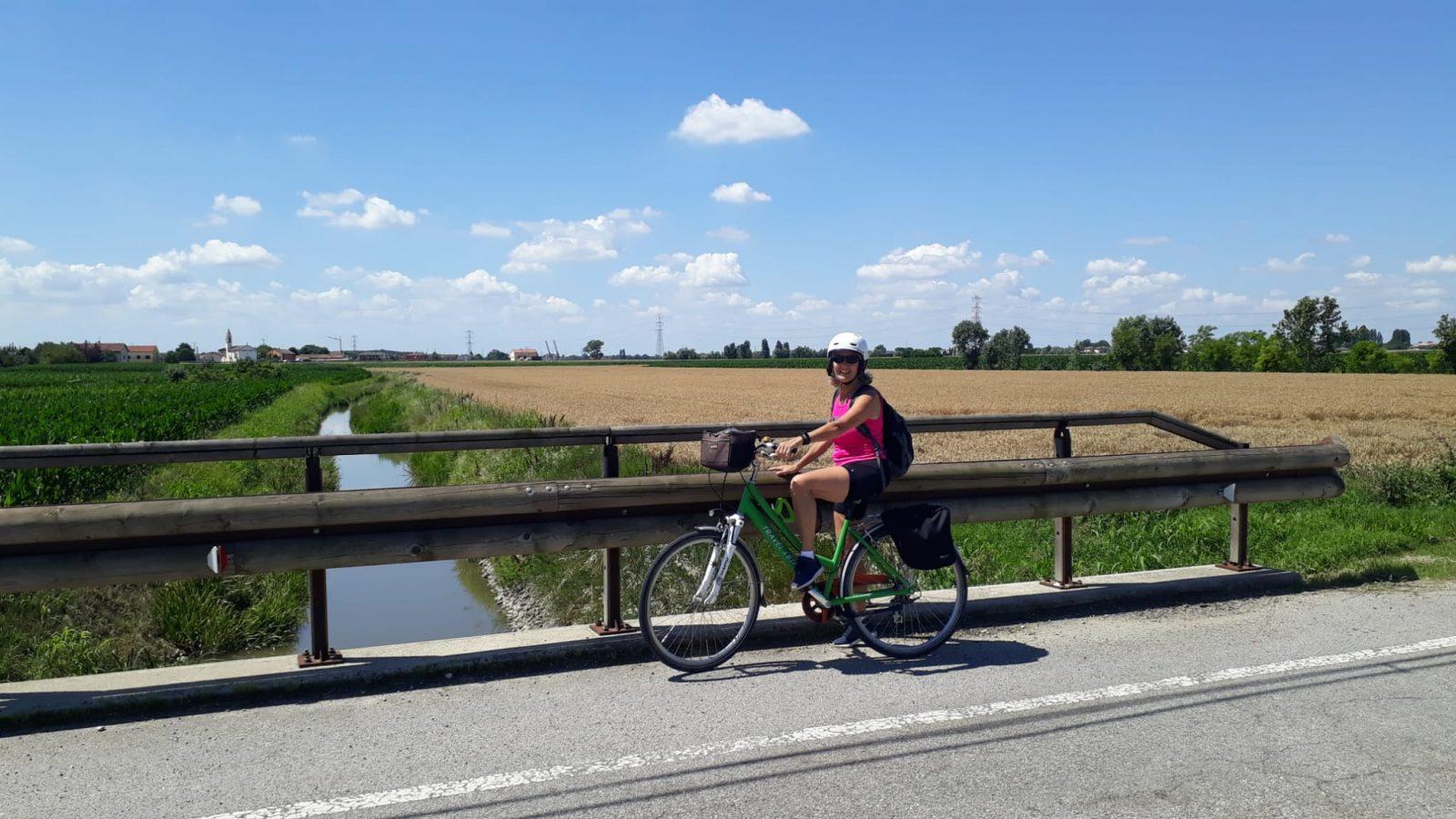 Laguna di Venezia e Riviera dei Dogi in bicicletta – Giugno 2020