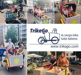 Cargo Bike - Trikego