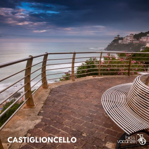 Castiglioncello vista mare