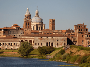 Mantova Panoramic view