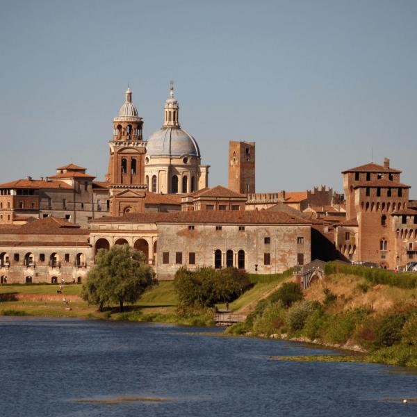 Mantova Panoramic view